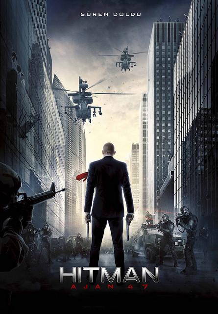 Hitman: Ajan 47 – Hitman: Agent-47 2015 BRRip XviD Türkçe Dublaj – Tek Link
