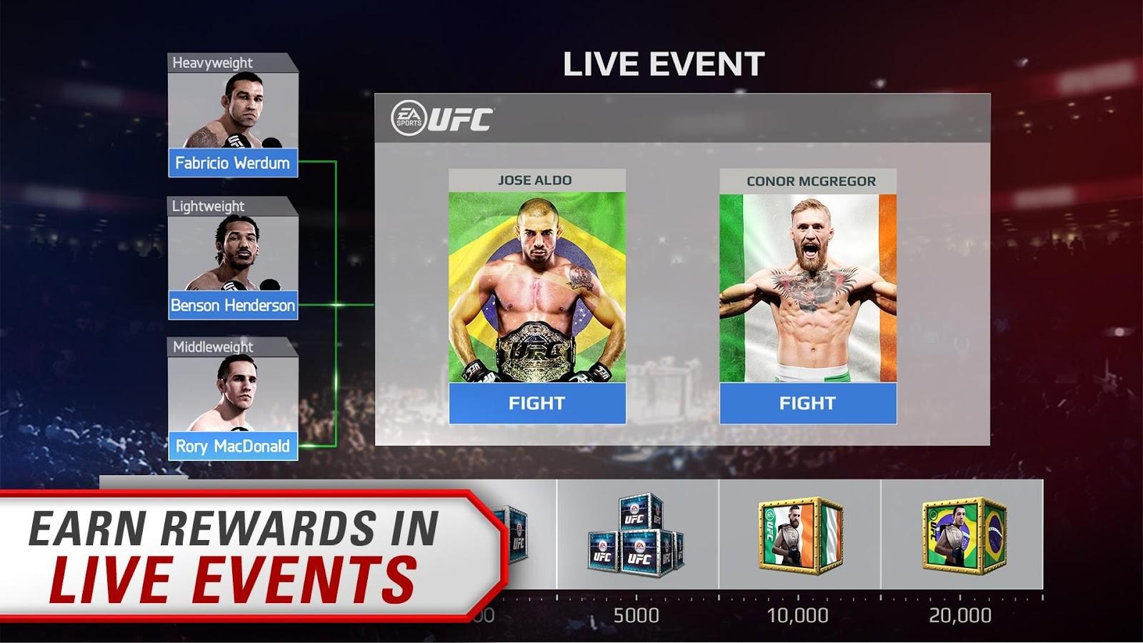 EA SPORTS ™ UFC Apk
