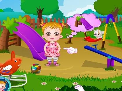Hazel Bebek Kirli Çamaşırlar Oyunu