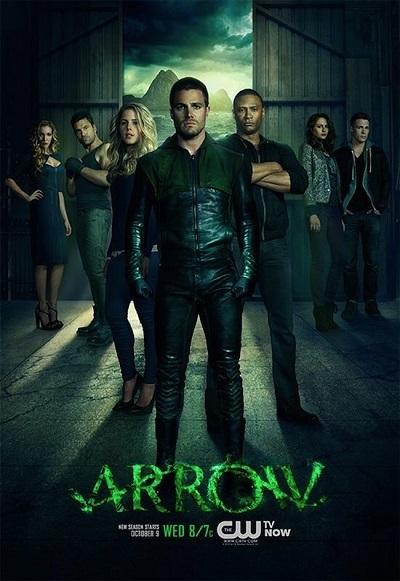 Arrow 2.Sezon Tüm Bölümler ( WEB-DL XviD ) Türkçe Dublaj Tek Link İndir
