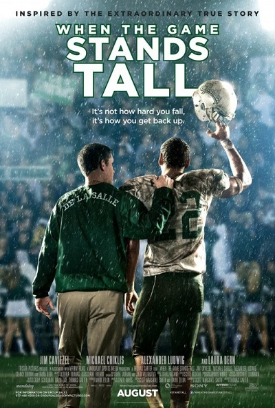 Yenilmez Şampiyon – When The Game Stands Tall 2014 BRRip XviD Tek Link