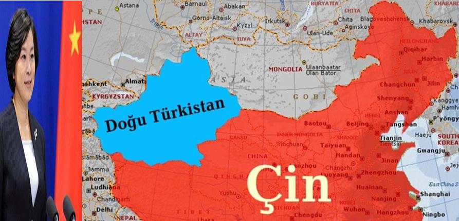 Çin'den 'Doğu Türkistan' yanıtı