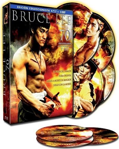 Bruce Lee ( BoxSet 1-2-3-4-5-6 ) Türkçe Dublaj – Full İndir