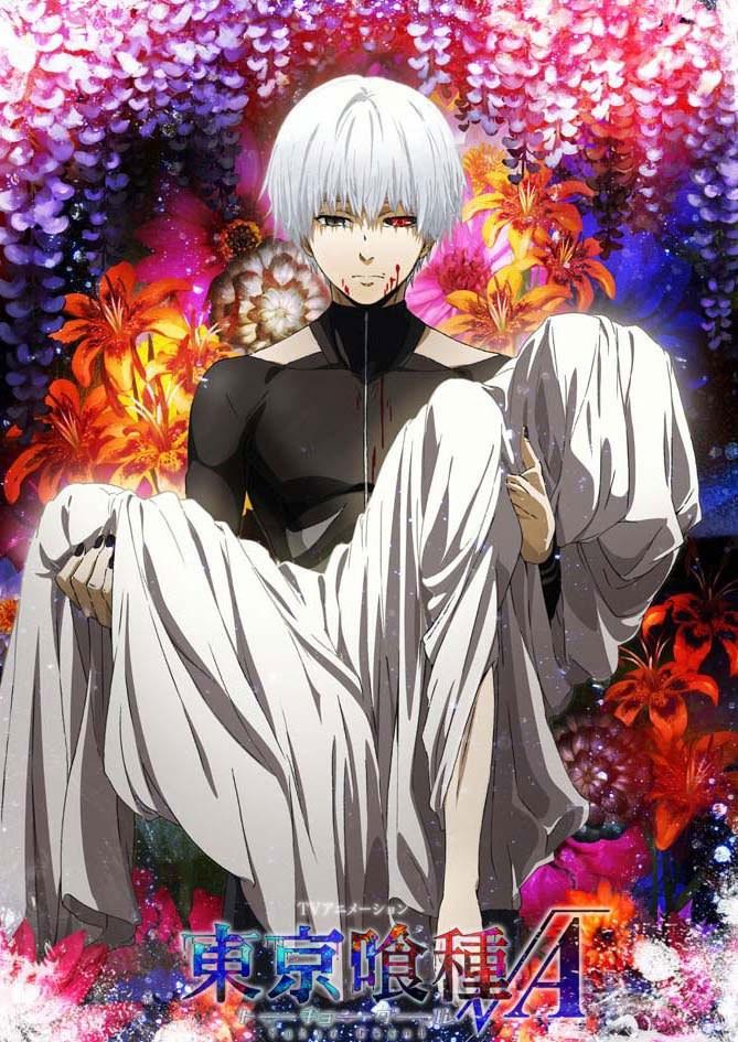 Tokyo Ghoul √A / 2.Sezon / 2015 / Online Anime Dizi İzle