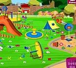 Park Dekorasyonu Oyunu