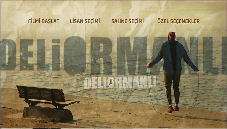 Deliormanlı 2016 DVD-5 Sansürsüz Yerli Film - Tek Link Film indir