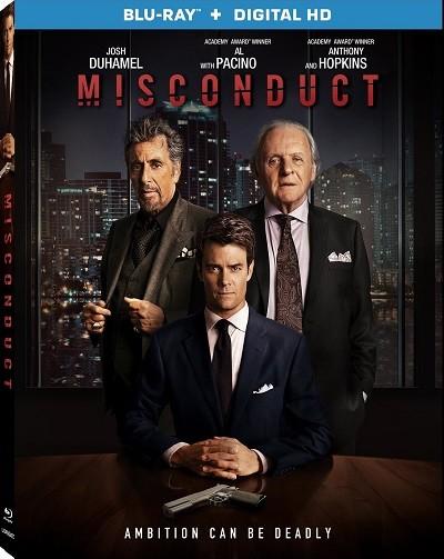 Hesaplaşma – Misconduct | 2016 | BluRay | DuaL TR-EN | Türkçe Dublaj - Film indir - Tek Link indir