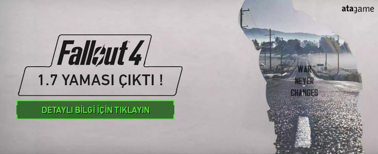 Fallout 4 1.7 Yamasi Çikti !