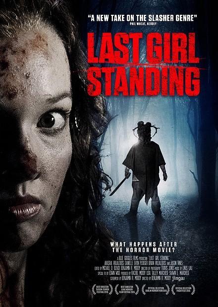Sağ Kalan | Last Girl Standing | 2015 | BRRip XviD | Türkçe Dublaj