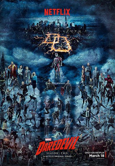 Daredevil 2. Sezon Tüm Bölümler WEBRip 720p – 1080p DuaL TR-ENG Türkçe Dublaj – Tek Link