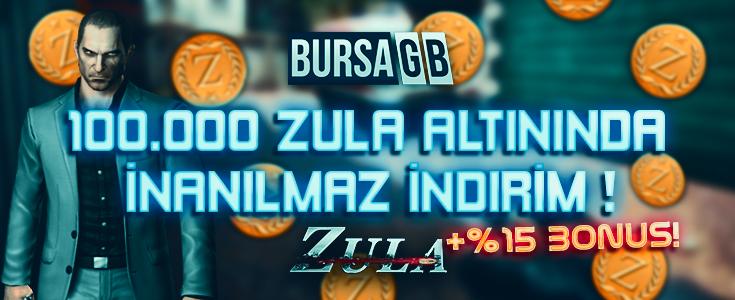 %15 Bonus ile 100.000 Zula Altin Paketinde Indirim Basladi