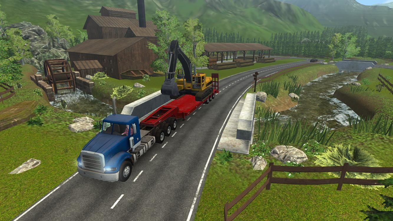Construction Simulator PRO 17 Mod APK