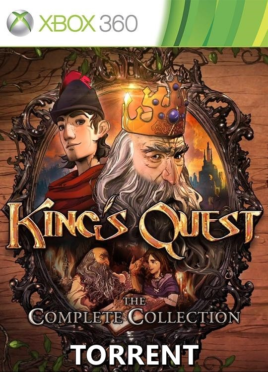 King's Quest The Complete Collection Xbox 360 [TORRENT] İndir [FULL ISO Region Free]
