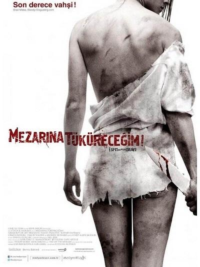 Mezarına Tüküreceğim – I Spit on Your Grave 2010 720p BRRip x264 Türkçe Dublaj