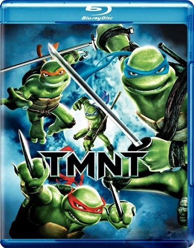 Ninja Kaplumbağalar - TMNT 2007 1080p Bluray x264 Türkçe Dublaj