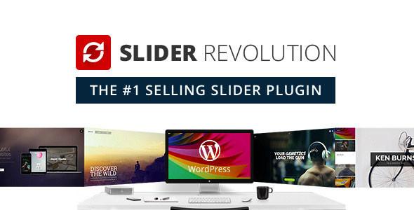 Slider Revolution v5.4.6.4 Full İndir