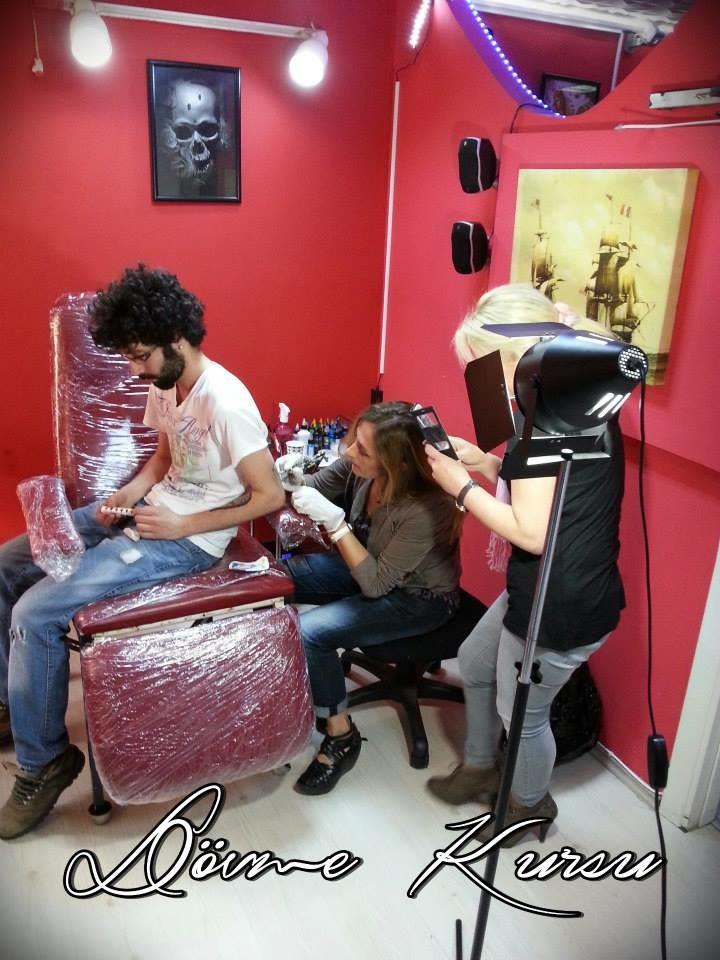 dövme eğitimleri kurs