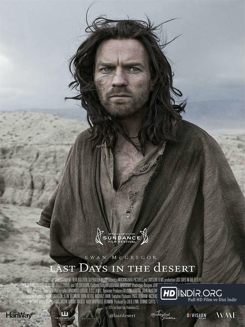Çölde Son Gün - Last Days in the Desert (2015) Türkçe Dublaj HD Film indir