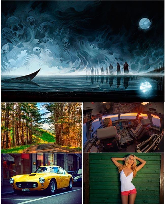 Desktop Wallpapers – Miscellaneous 3