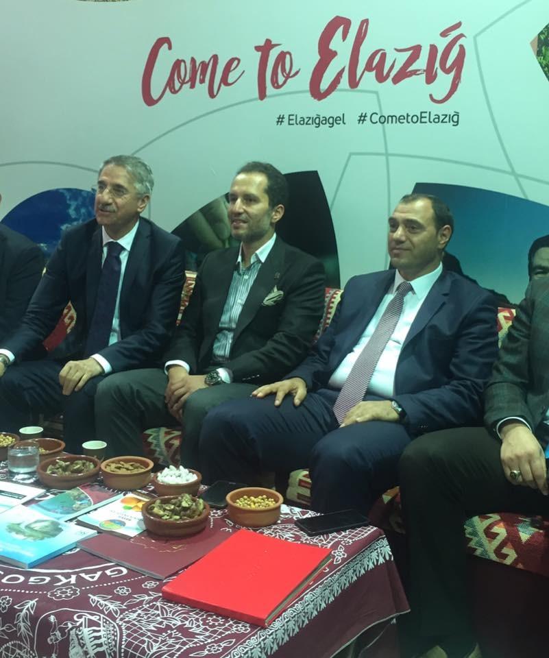 Fatih Erbakan Elazığ