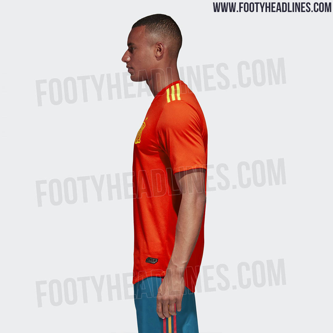 Spain 2018 World Cup Kit (4)