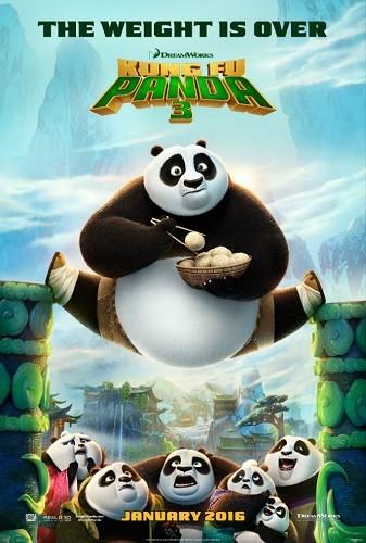 Kung Fu Panda | Boxset | Türkçe Altyazı