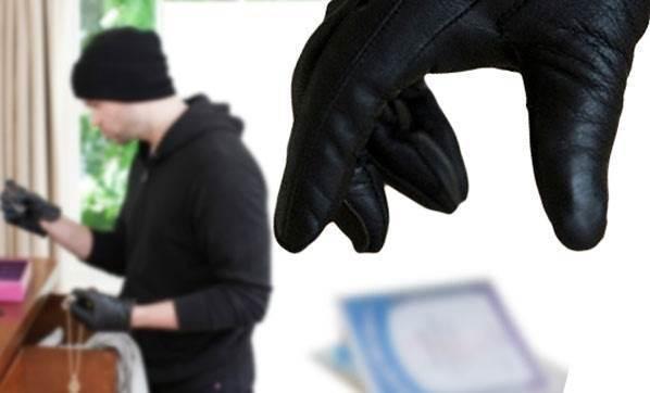 Hırsızlar İşyerini Soydular