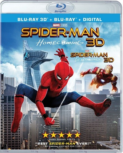 Örümcek Adam: Eve Dönüş - Spider-Man: Homecoming 2017 3D HALF-SBS (BluRay 1080p) DuaL TR-ENG