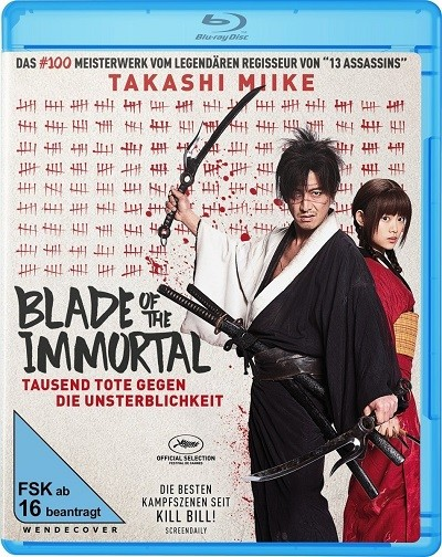 Ölümsüz Kılıç – Blade of the Immortal 2017 (BluRay 720p – 1080p) DuaL TR-JPN indir
