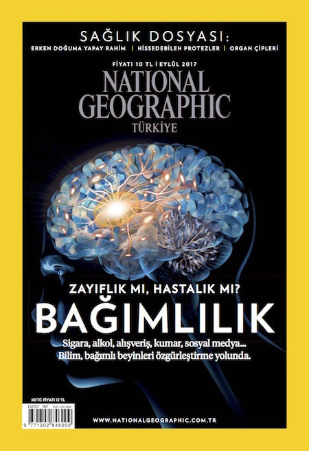 National Geographic Eylül 2017