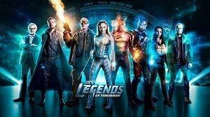 DC's Legends of Tomorrow 3.Sezon 9.Bölüm Türkçe Dublaj izle