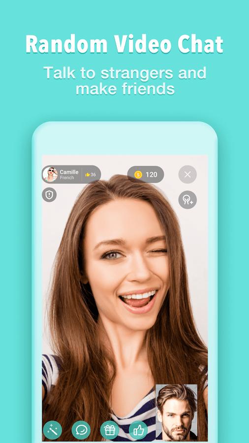 Meet – Talk to Strangers Using Random Video Chat Apk