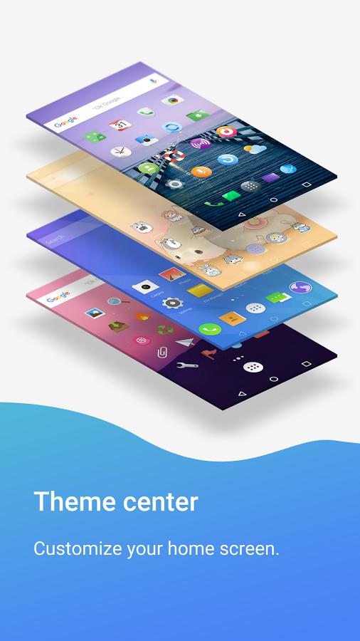 Joy launcher - Live wallpaper Android APK İndir