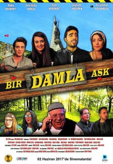 Bir Damla Aşk 2017 (WEB-DL – 1080p) Yerli Film indir