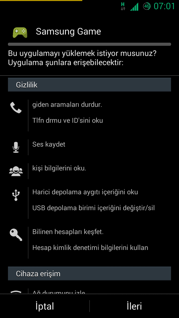 iphone yazılım güncelleme nedir
