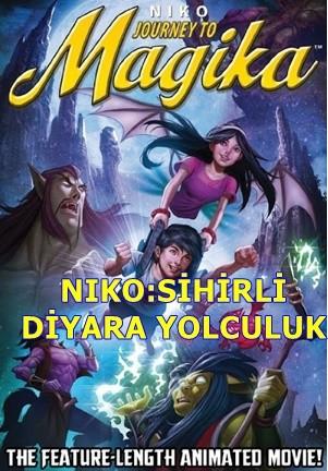 Niko: Sihirli Diyara Yolculuk – Niko: Journey to Magika 2014 HDRip XviD Türkçe Dublaj – Tek Link