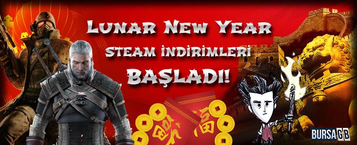 The Lunar New Year Steam İndirimleri Başladı