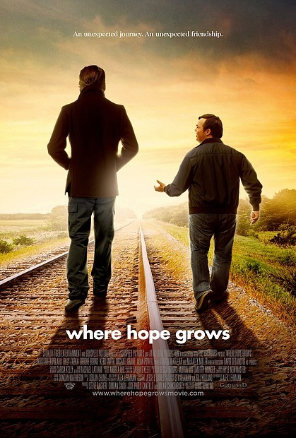 Umutların Yeşerdiği Yer - Where Hope Grows ( m720p Bluray ) Türkçe Dublaj Tek Link İndir