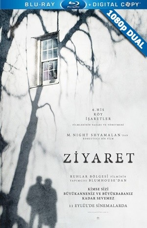 Ziyaret - The Visit | 2015 | BluRay 1080p x264 | DuaL TR-EN - Tek Link