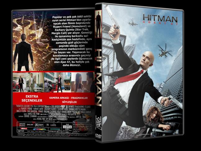 Hitman: Ajan 47 – Hitman: Agent 47 2015 DVD5 DUAL TR-EN – Tek Link
