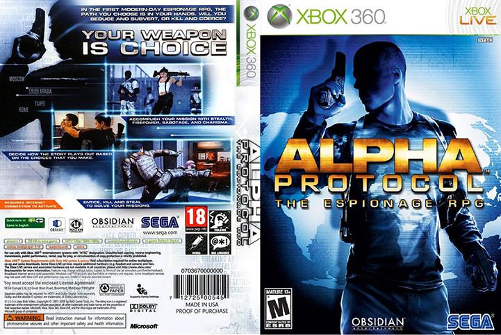 Alpha Protocol Xbox 360 [Aurora] [Hile-Trainer] İndir [Jtag