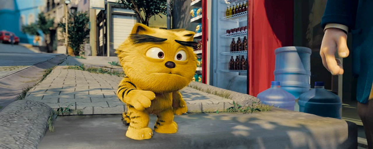 Kötü Kedi Şerafettin 2016 ( DVDRip 720p ) Yerli Film - Tek Link