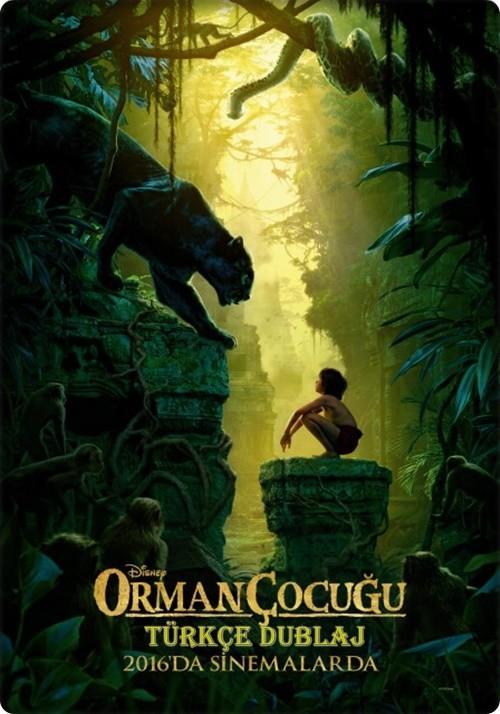 Orman Çocuğu – The Jungle Book (2016) Film İndir