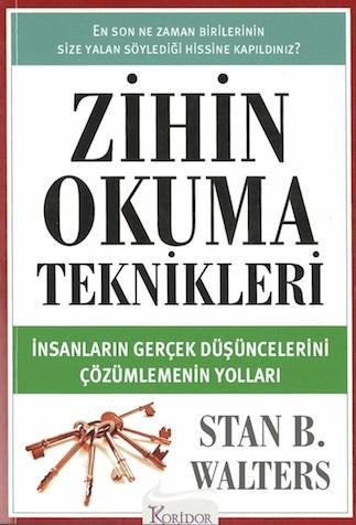 Stan B.Walters Zihin Okuma Teknikleri Pdf
