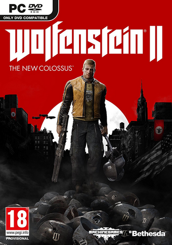 Wolfenstein II: The New Colossus / PC / 2017 / (FULL)