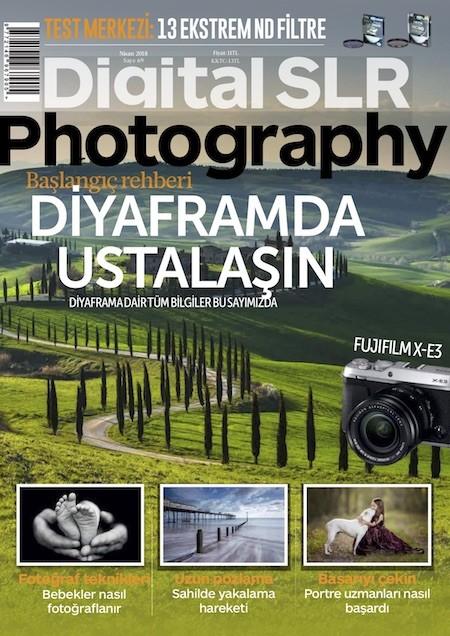 Digital SLR Photography Nisan 2018