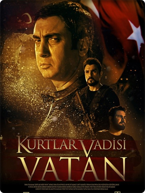 Kurtlar Vadisi Vatan 2017 (Yerli Film) 1080p HDTV