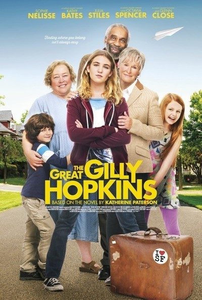 Muhteşem Gilly Hopkins – The Great Gilly Hopkins 2015 BRRip XviD Türkçe Dublaj indir