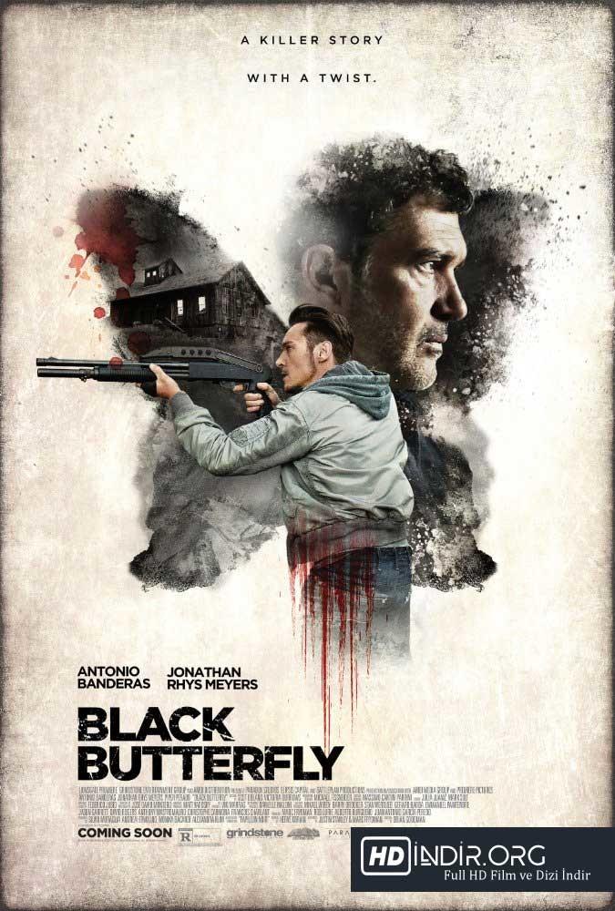 Siyah Kelebek - Black Butterfly (2017) Full HD Türkçe Dublaj İndir