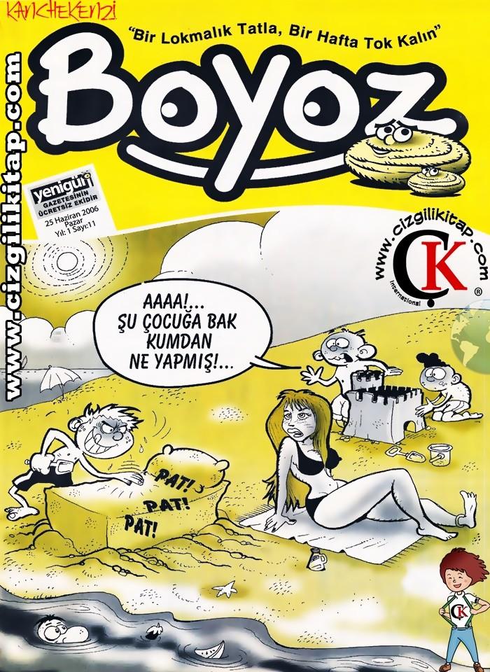 Mizah Dergisi, Boyoz